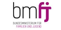 Logo des Bundesministeriums für Familien und Jugend