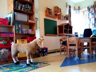 zweites Foto vom Kindertherapiezimmer
