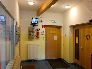 Foto des Eingangbereiches