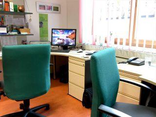 Foto vom Büro
