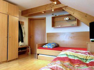 Foto eines Frauenzimmers