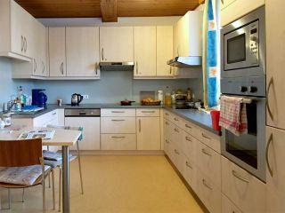 Foto einer Küche