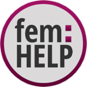 fem: Help App Logo